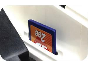 JET-650LSR 軽減税率対応レジスターのSDカード利用方法