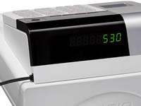 SE-S30のカスタマ表示器