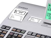 TE-2700 営業記録も同時に出力できる2シートプリンター