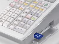 TE-400 SDメモリーカード対応