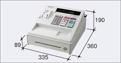 XE-A147 寸法図